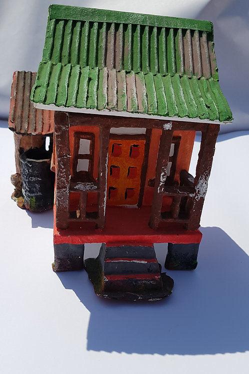 Mi Granny House #1-Saving Pan