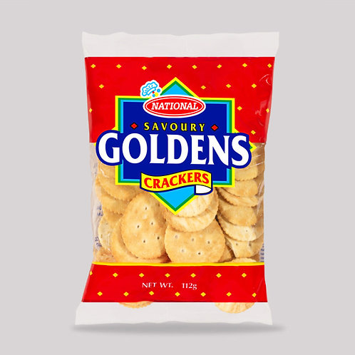 Golden Crackers