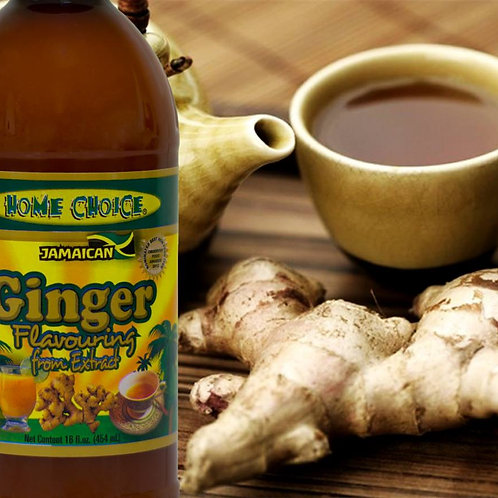 Jamaican Ginger Extract