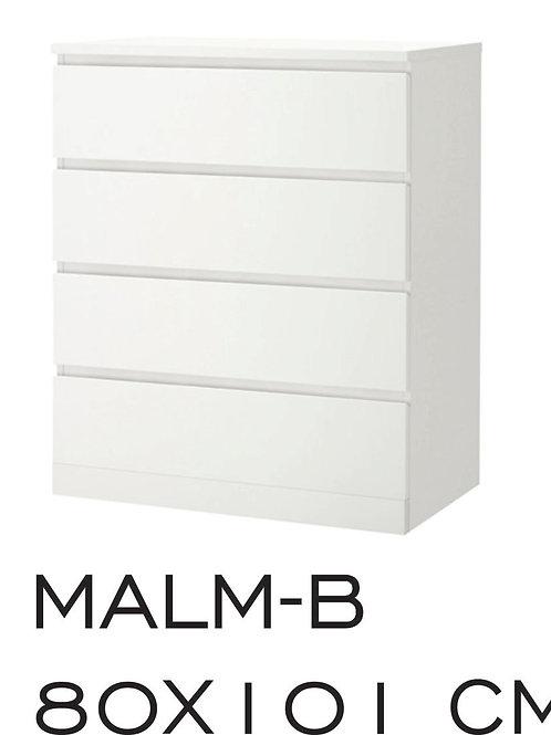 MALM-B 80x101 CM