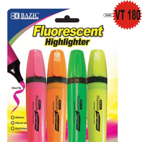 HIGHLIGHTER FLUO