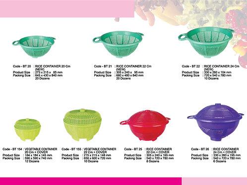 plasticware kitchen