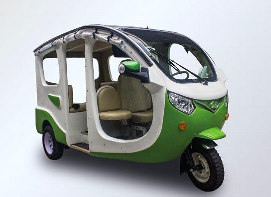 Solar Luxury Trike