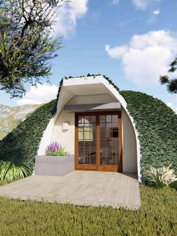 green bubble house bali ecolodge holidays