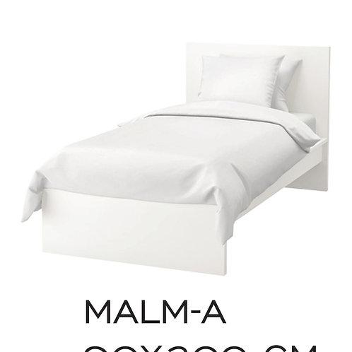 MALM-A 90x200 CM