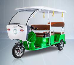 Solar W5 Trike