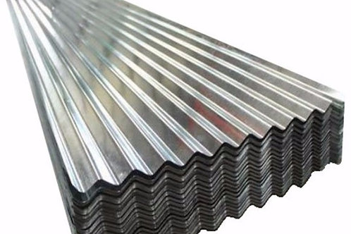 GALVANIZED WAVED STEEL