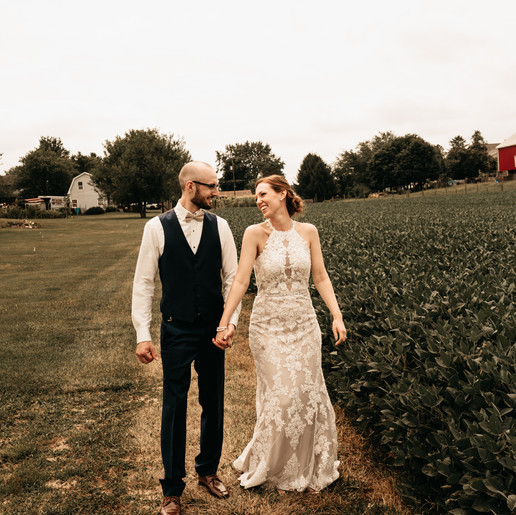 Carly & Levi / New Oxford, PA