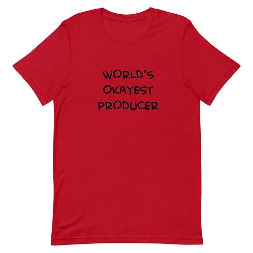 World's Okayest Producer - Black