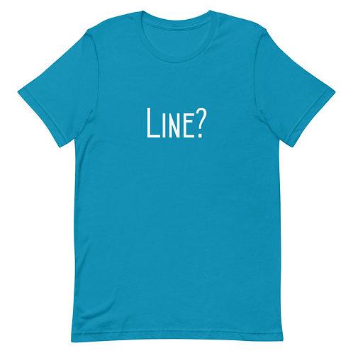 Line? - White