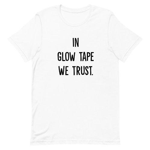 In Glow Tape We Trust - Black