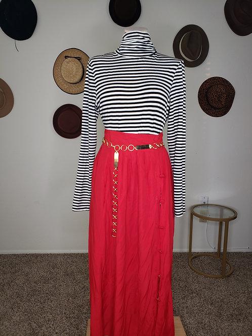 Lee Lee High waist Skirt < M >