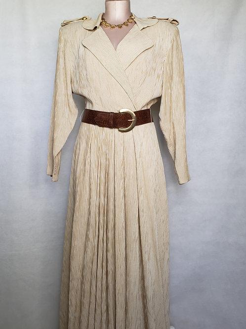 Casual Corner Vintage Dress < 8 >