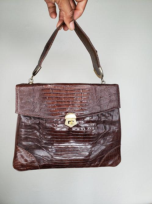 Vintage Texture Purse