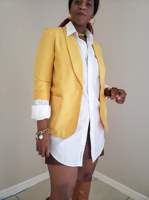 Canary Single Breasted Blazer < 10 >