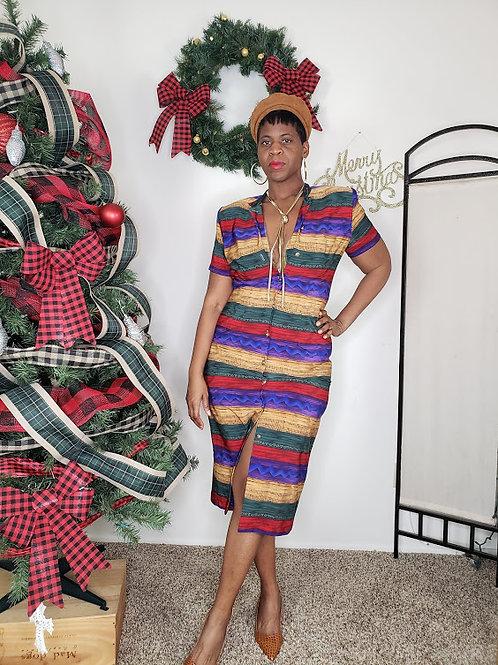 Shuga Mama Vintage Dress
