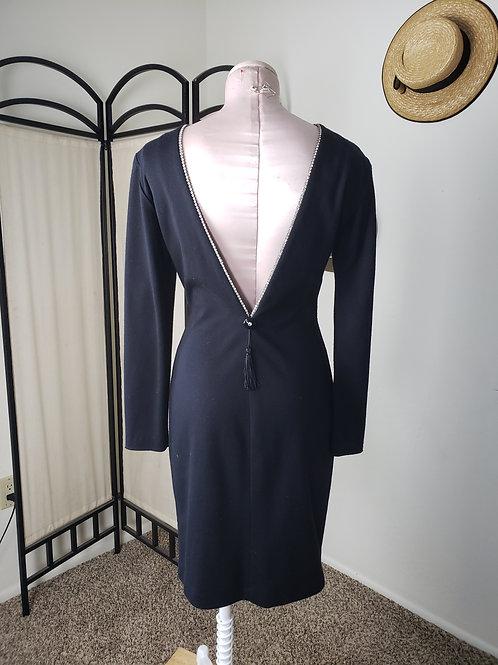 Simplistic Bling Vintage Dress < S >