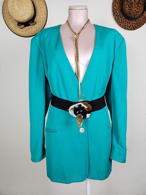 Vintage Oversize Blazer <L/XL>