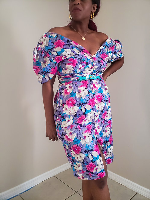 Maggie Vintage Party Dress