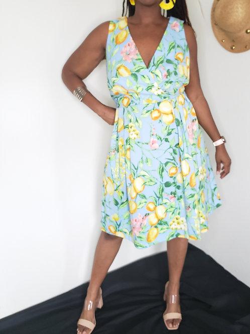 Floral Sunday Dress < 14 >