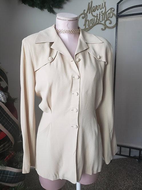 Taryn De Chellis Vintage Blouse < 2 >
