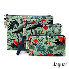 [Mysgreen-Reusable Pouch-A-Animal] Jagua