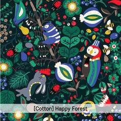 [Cotton-A-Animal] Happy Forest 01.jpg