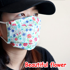 [Mysgreen-Face mask-Floral] Beautiful fl