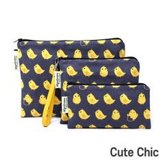 [Mysgreen-Reusable Pouch-A-Bird] Cute ch