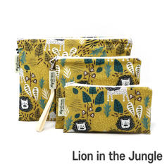 [Mysgreen-Reusable Pouch-A-Animal] Lion