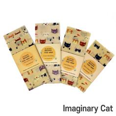 [Mysgreen-Beeswax food wrap-A-Cat] Imagi
