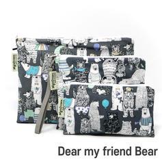 [Mysgreen-Reusable Pouch-A-Bear] Dear my