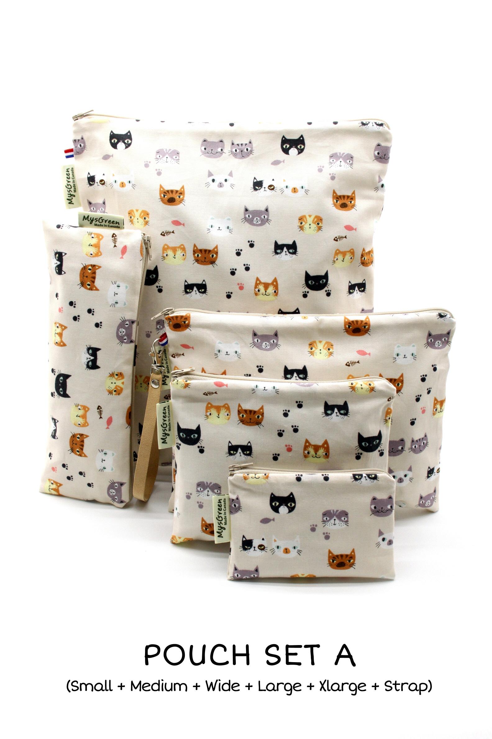 [Cotton] Imaginary Cat 02-6pcs set
