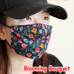 [Mysgreen-Face mask-Floral] Blooming Bou