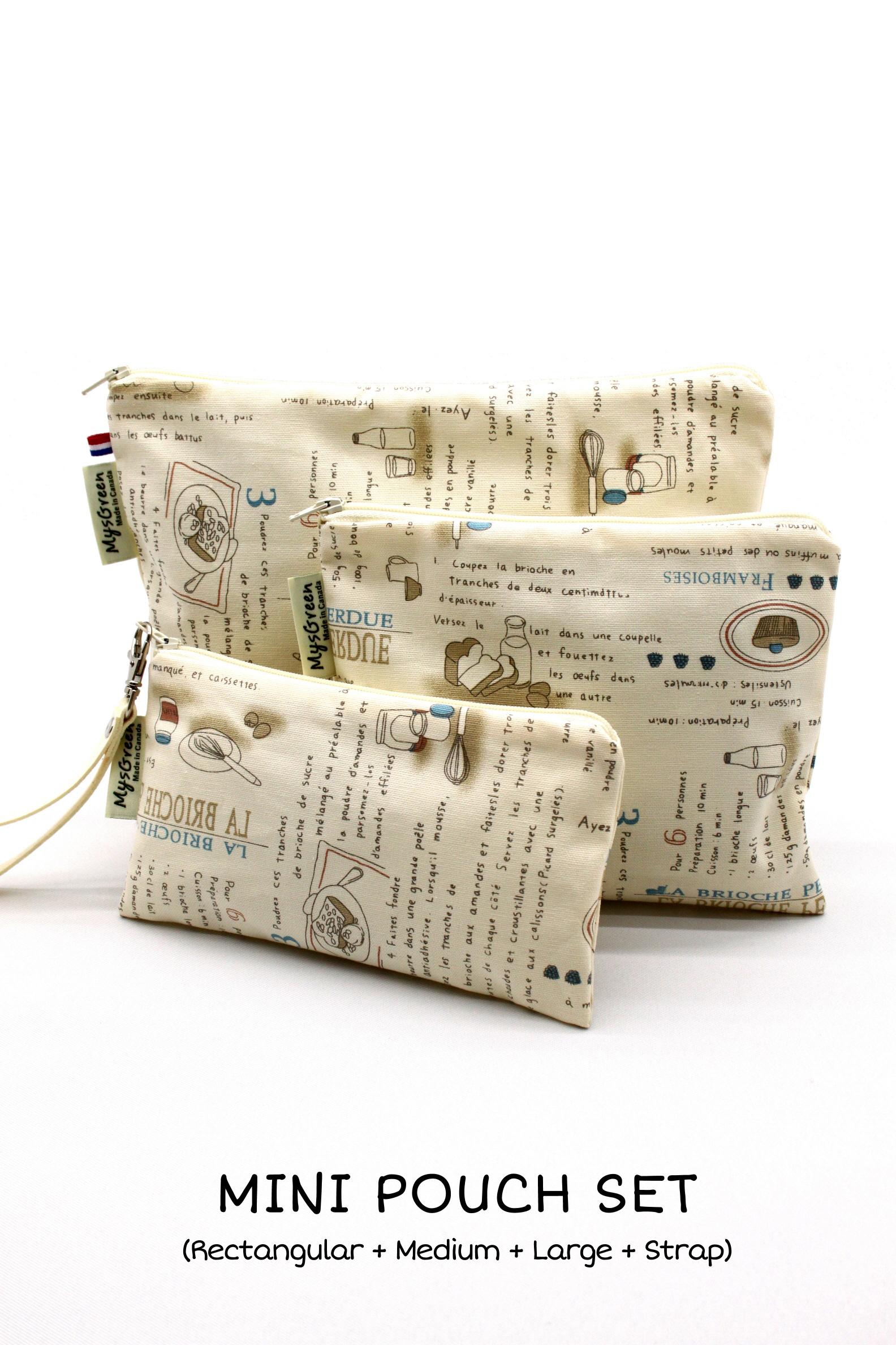 [Oxford Cotton] Baguette 03-mini set