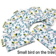 [Mysgreen-Reusable Pouch-A-Bird] Small b