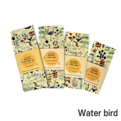[Mysgreen-Beeswax food wrap-A-Bird] Wate