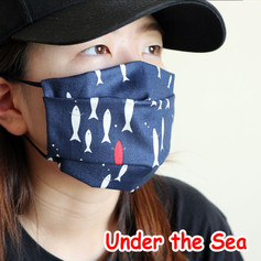 [Mysgreen-Face mask-Animal] Under the Se