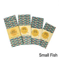 [Mysgreen-Beeswax food wrap-A-Fish] Smal
