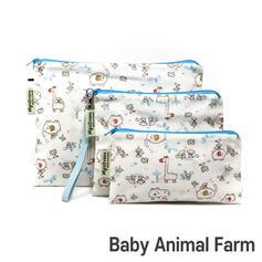 [Mysgreen-Reusable Pouch-A-Animal] Baby