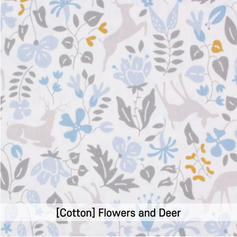 [Cotton-A-Animal] Flowers and Deer.jpg