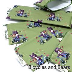 [Mysgreen-Reusable Pouch-A-Bear] Bicycle
