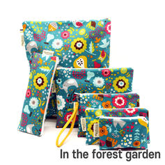 [Mysgreen-Reusable Pouch-A-Animal] In th