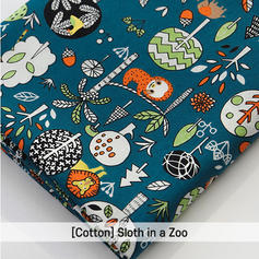[Cotton-A-Animal] Sloth in a Zoo.jpg