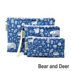 [Mysgreen-Reusable Pouch-A-Bear] Bear an