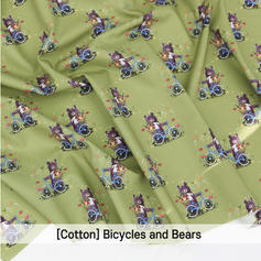 [Cotton-A-Bear] Bicycles and Bears 03.jp
