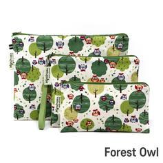 [Mysgreen-Reusable Pouch-A-Bird] Forest