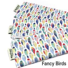 [Mysgreen-Reusable Pouch-A-Bird] Fancy B