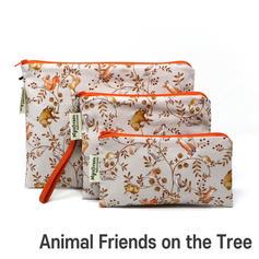 [Mysgreen-Reusable Pouch-A-Animal] Anima