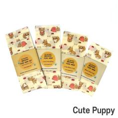 [Mysgreen-Beeswax food wrap-A-Dog] Cute